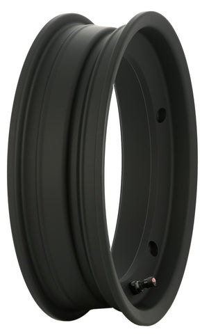 SIP Tubeless Wheel Rim in Matt Black - Vespa 2.50 x 10""