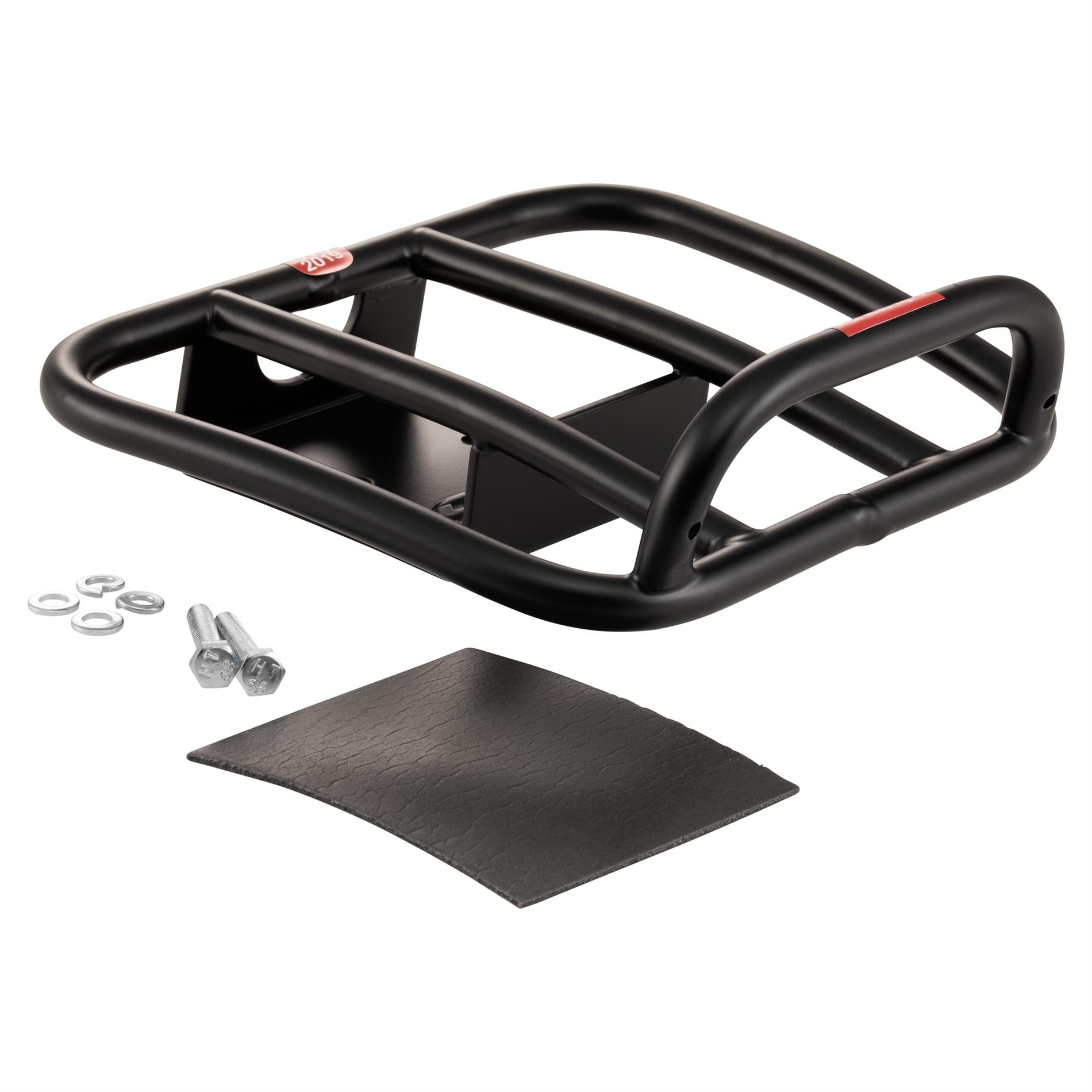 SIP 70s Sprint Rack Carrier in Matt Black - Vespa GTS HPE
