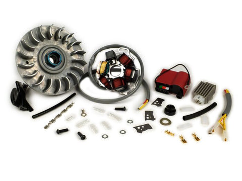 BGM Pro AC HP V4.0 Electronic Ignition Kit - Lambretta GP DL