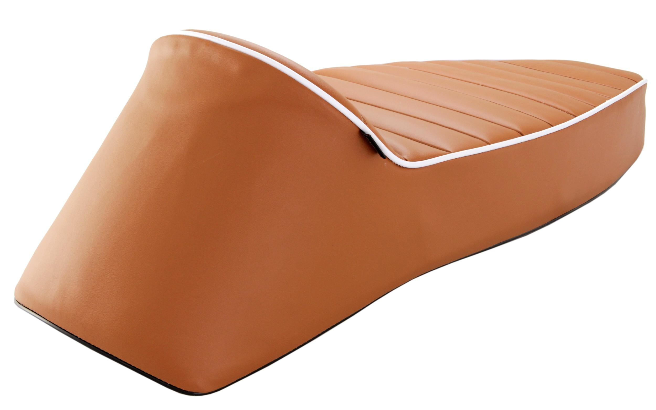 SIP Longtail Sport Seat in Brown - Vespa Super Sprint GS Rally