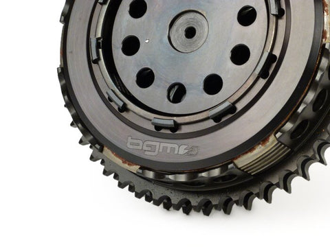 BGM Pro Superstrong 6 Plate 10 Spring Clutch - 47 Tooth - Lambretta LI SX TV 2 3
