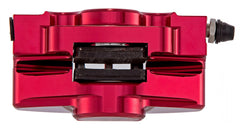 SIP Front Brake Calliper in Red Anodised - Vespa PX Grimeca