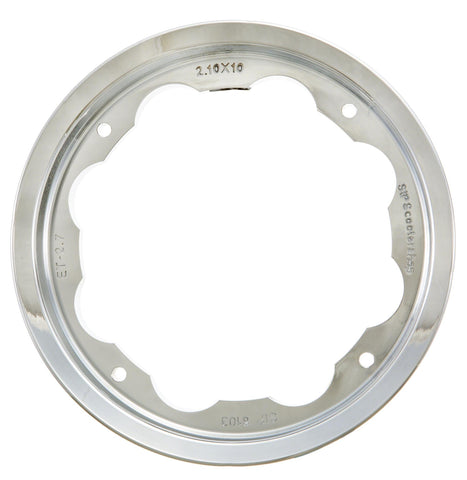 SIP Tubeless Aluminium Wheel Rim in Chrome - Lambretta