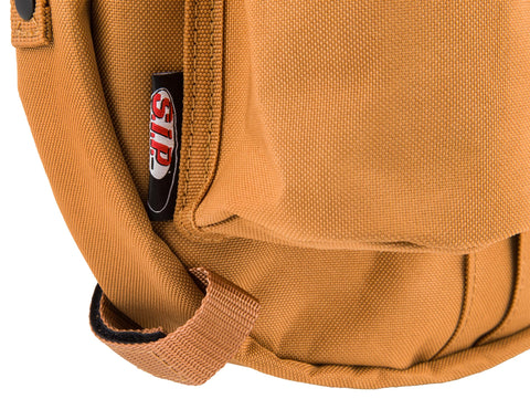 "SIP Spare Wheel Bag 10"" in Tan for Vespa or Lambretta"