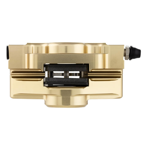 SIP Front Brake Calliper in Satin Gold - Vespa PX Grimeca