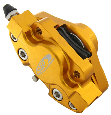 SIP Front Brake Calliper in Matt Gold - Vespa PX Grimeca