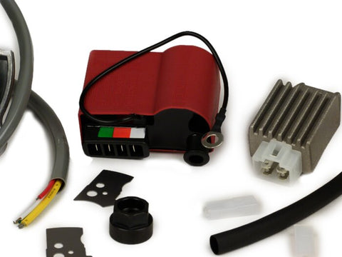 BGM Pro AC HP V4.0 Electronic Ignition Kit - Lambretta LI SX TV