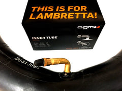 BGM Pro Inner Tube 45° for Lambretta 3.00-10 3.50-10 90/90-10 100/80-10 100/90-10