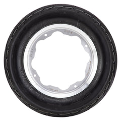 SIP Performer Tyre with Tubeless Aluminium Wheel Rim in Polished 3.50 x 10 - Lambretta