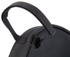 "SIP Spare Wheel Bag 10"" in Black for Vespa or Lambretta"