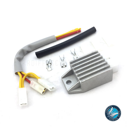 BGM Pro 12V AC or DC Voltage Regulator for Lambretta LI SX TV GP