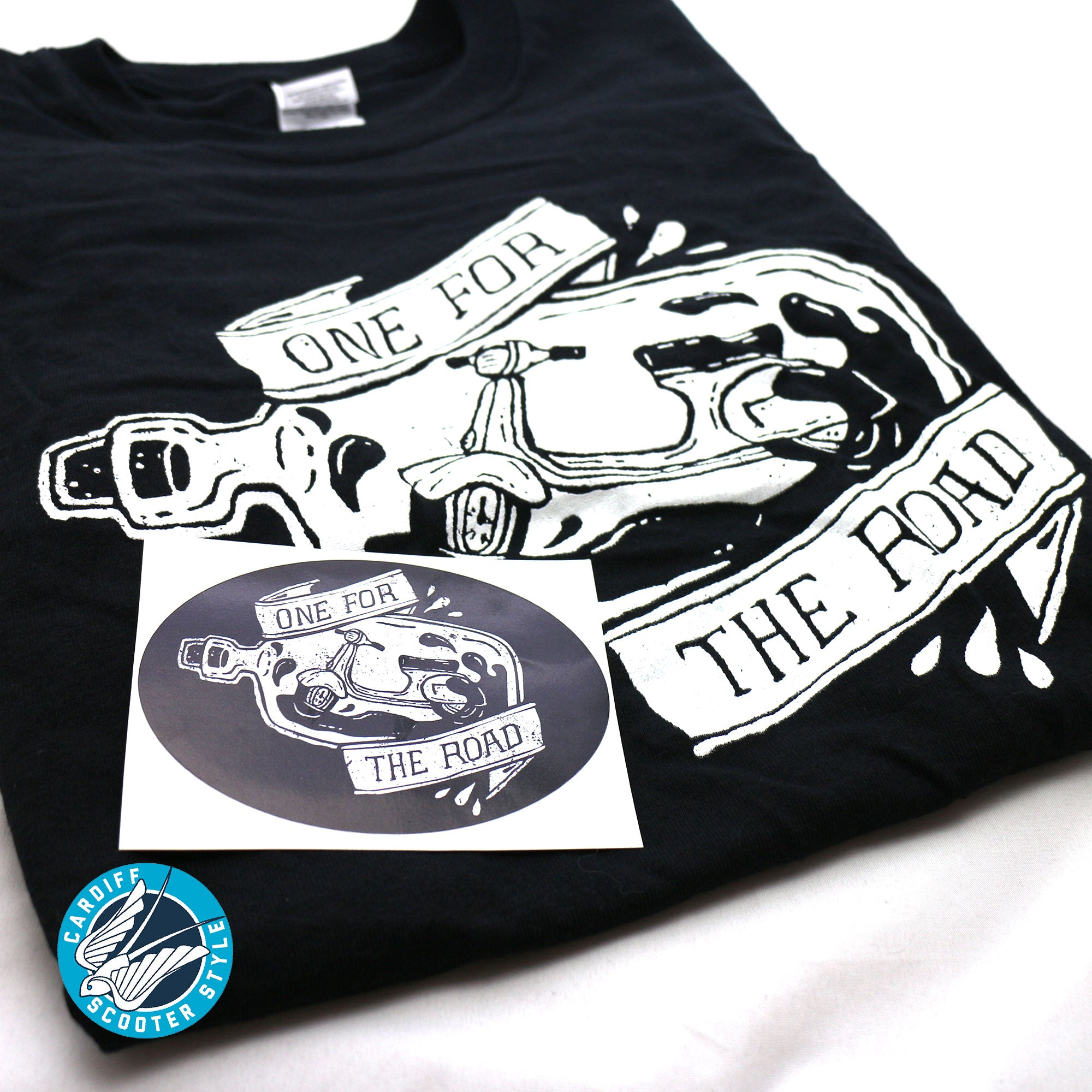 One For The Road' T-Shirt