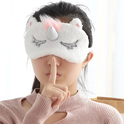 Unicorn Eye Mask