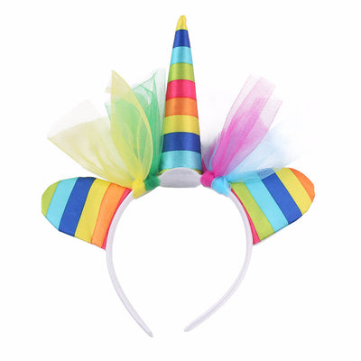 GIRLS UNICORN HEADBAND