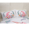 Cute Unicorn Bedding Set(3PCS)