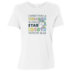 I wish I was a Unicorn Bella + Canvas Ladies' Relaxed Jersey Short-Sleeve T-Shirt
