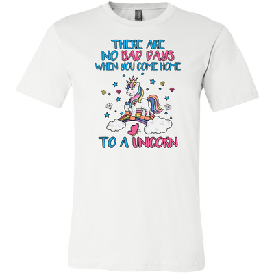 There are no bad days Ladies T-shirt
