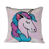 Unicorn Reversible Sequins Pillow