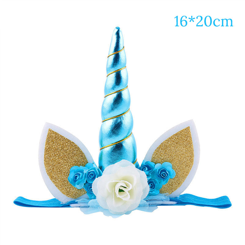 Glitter Unicorn Headband - Best Unicorn Gifts f78618f7380