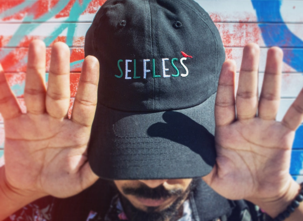 Selfless Dad Hat