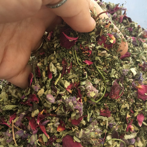 Sensorium: Damiana & Pedicularis smoke blend
