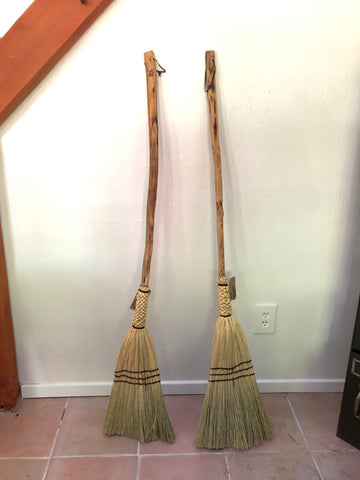 Classic kitchen broom