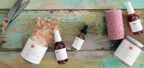 The wild rose collection