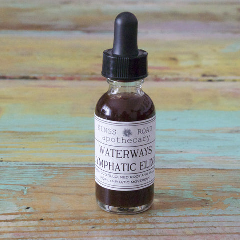 Waterways lymphatic elixir