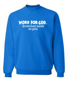 WORK FOR GOD