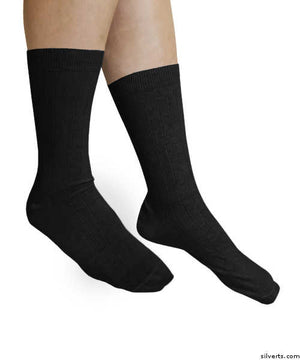 Knee Socks 3 Pack - Pack Of 3 Soft And Comfy Orlon Knee Socks