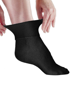 Women's Stretchable Cotton Ankle Socks