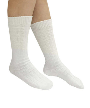 2 - Pack Lightweight Stretch Socks For Swollen Feet And Ankles - Two Pairs