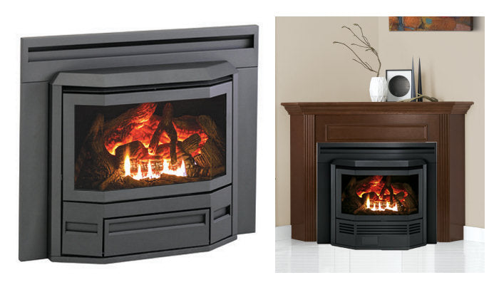 IS100 / IS200 Gas Fireplace