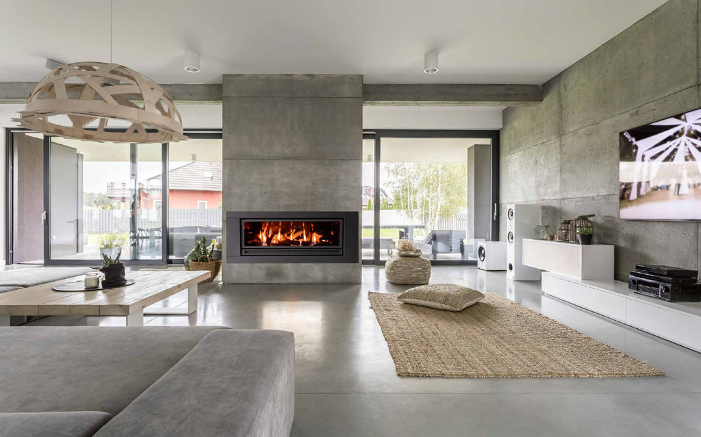 IS1500 Gas Fireplace