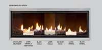 Escea DX1000 Double Sided Gas Fireplace