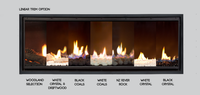Escea DX1000 Single Sided Gas Fireplace