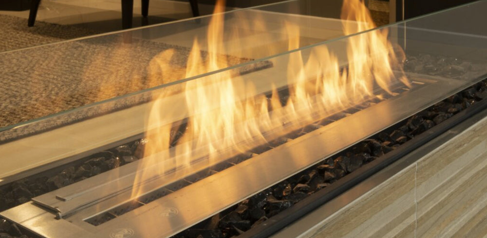 Ecosmart Double Sided Flex 42 Fireplace