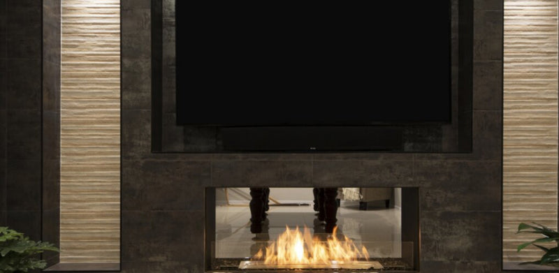 Ecosmart Double Sided Flex 68 Fireplace