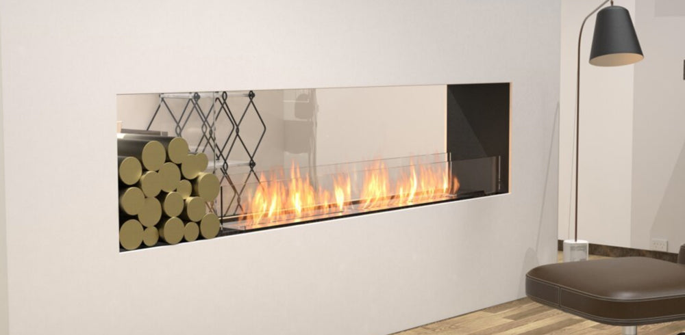 Ecosmart Double Sided Flex 86 Fireplace