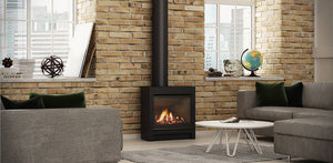 Escea DFS730 Freestanding Gas Fireplace