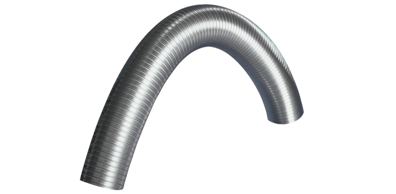 Duravent 80mm Flexi Flue Kit