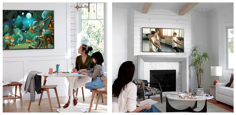 "Samsung 50"" The Frame Smart 4K TV (2020)"