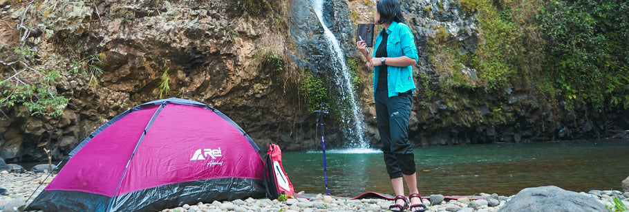 Tips Camping Di Tepi Sungai
