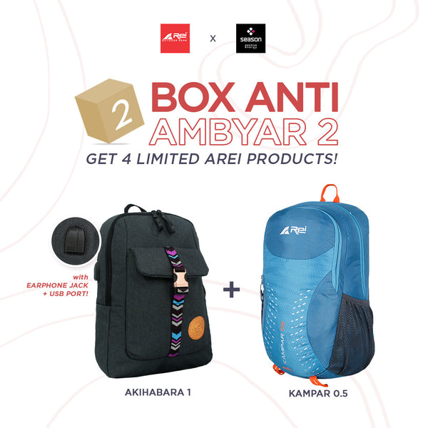 BOX ANTI AMBYAR 2