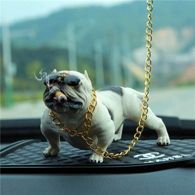 Bully Pitbull Car Decoration - Luxur Path