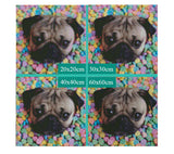 Funny Full Drill Dog Candy 5D DIY Embroidery Cross Stitch Diamond Painting Kits UK NB0090