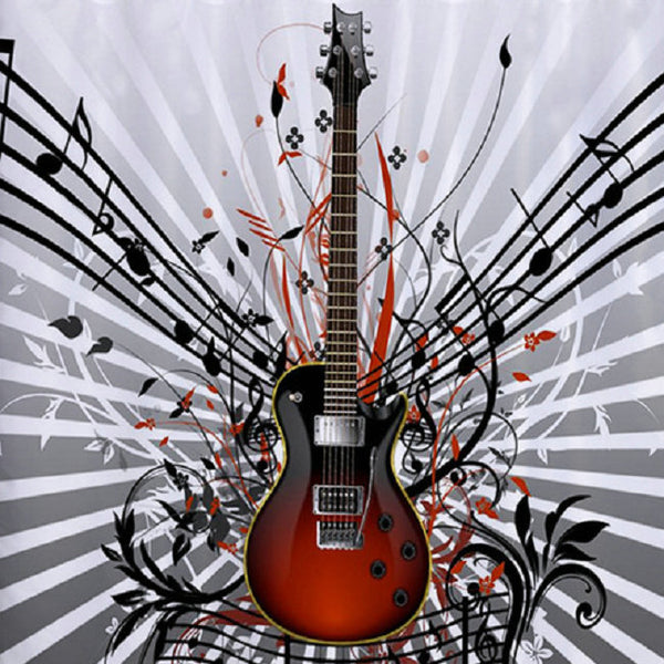 2019 Music Guitarist 5D DIY Embroidery Cross Stitch Diamond Painting Kits UK NB0062