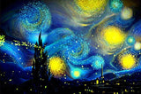 New Large Size Abstract Sky Space 5d Diy Diamond Painting Kits UK VM9703