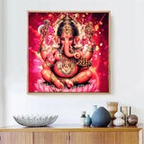 New Arrival Hot Sale Leader True Hinduism 5d Diy Diamond Painting Kits UK VM9914