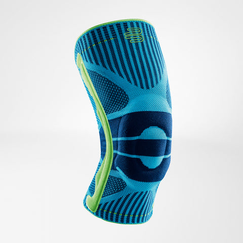 running knee support